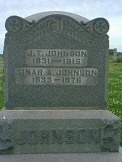 Johnson-JT and Sinar Bell Johnson